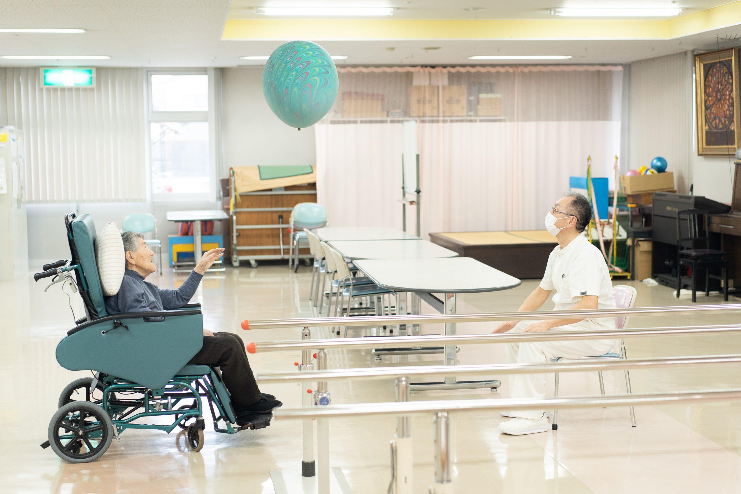機能訓練・クラブ活動及びレクリエーション|盛岡の老人保健施設銀楊
